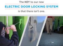 E Lock Keyless Door Locking SystemCollaterals