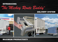 Mickey Route Buddy<br/>Delivery SystemCollaterals