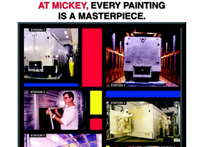 Mickey Paint Process<br/>Data SheetCollaterals