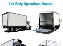 Van Body Operations Manual 2020Collaterals